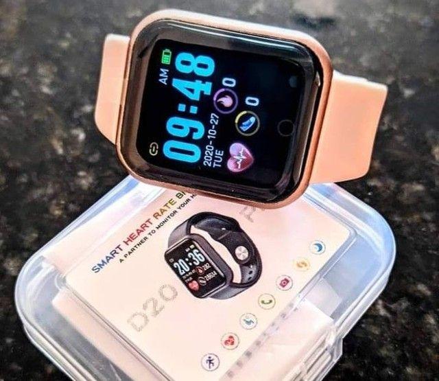 Relógio Smart D20 Premium 2021 - Foto 2