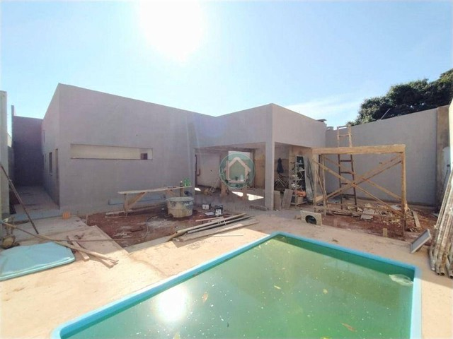 Casa com 3 dormitórios à venda, 170 m² por R$ 720.000,00 - Santo Antônio - Campo Grande/MS - Foto 10