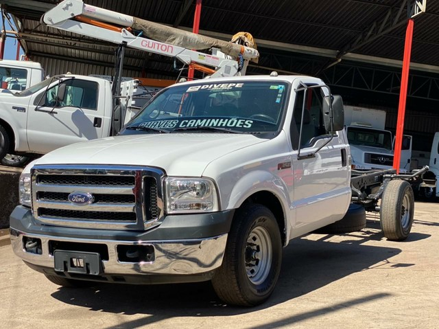 Caminhao ford f 350 chassi - Foto 4