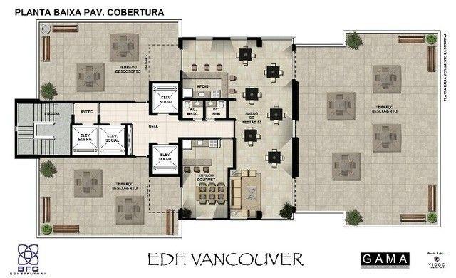 EK Melhor 2 quartos de Piedade - Edf. Vancouver, 56m² - 2 Vagas - Foto 20