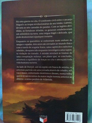 Livro Filhos do Éden - Herdeiros de Atlântida - Foto 2