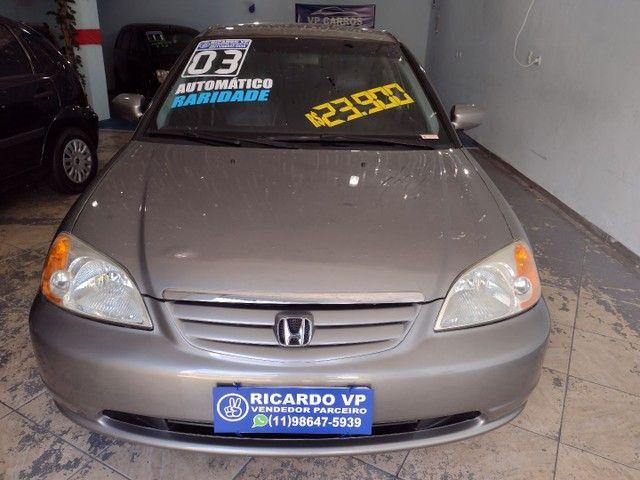 Civic automático 2003 - Foto 2