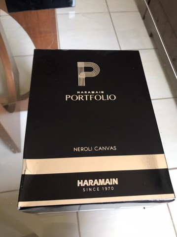Vende-se perfume Haramain neroli canvas Portfolio