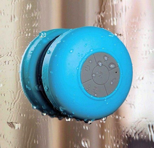 Mini caixa de Som Bluetooth Resistente à água  - Foto 3