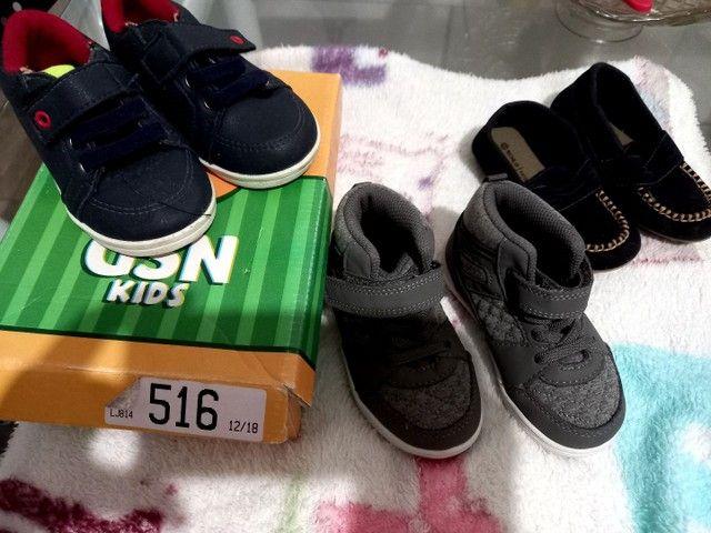 Lotinho de sapatos 100
