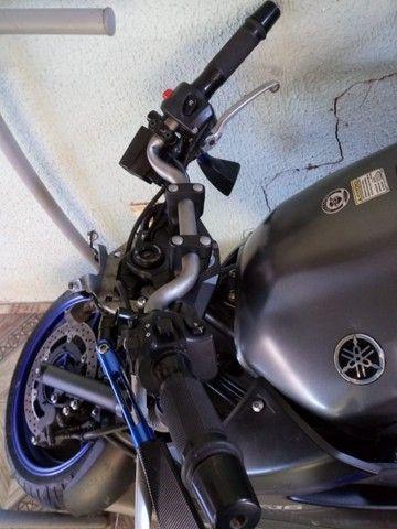 Moto Para Retirada De Peças / Sucata Yamaha Xj6 N Ano 2013 - Foto 6