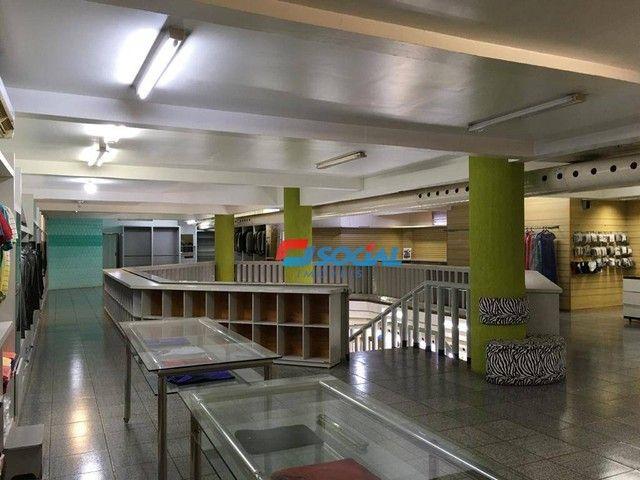Excelente prédio comercial para locação com ótima estrutura e localização privilegiada, Av - Foto 5