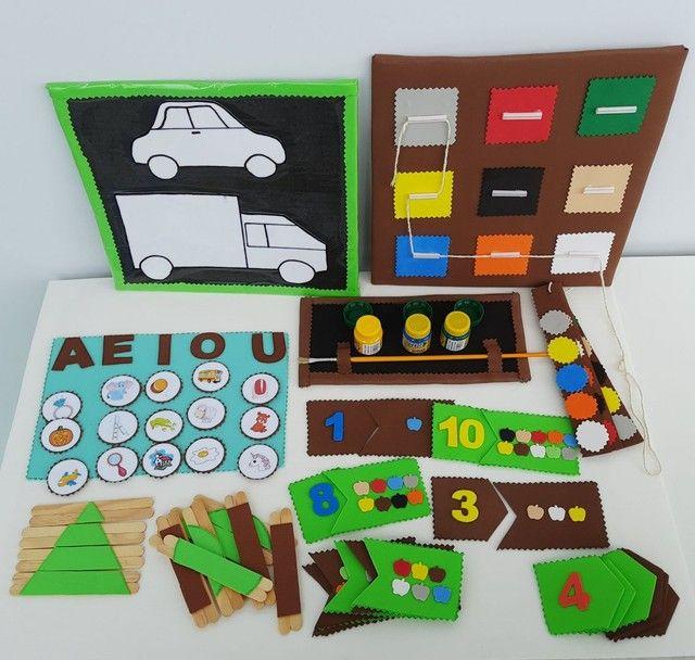 Kit Educativo