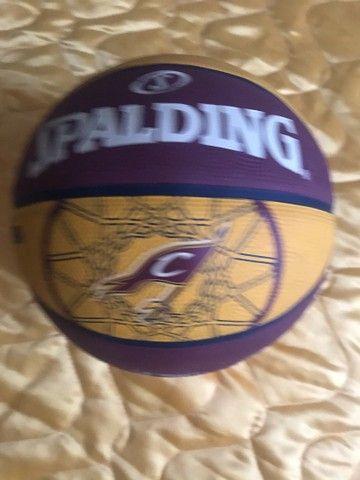 Bola de basquete SPALDING NBA - Foto 2
