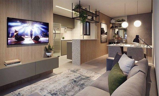 Apartamento para venda com 48 metros quadrados com 2 quartos - Foto 3