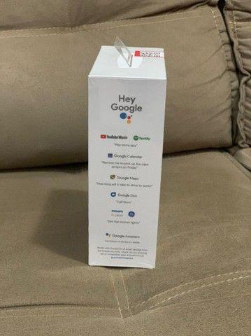 Assistente Google Home Nest Mini 2ª Geração - Foto 2