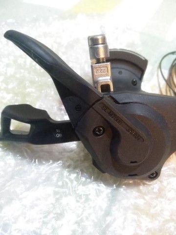Passador Dianteiro SLX Shimano M7000 2/3x11v (NOVO)  - Foto 2