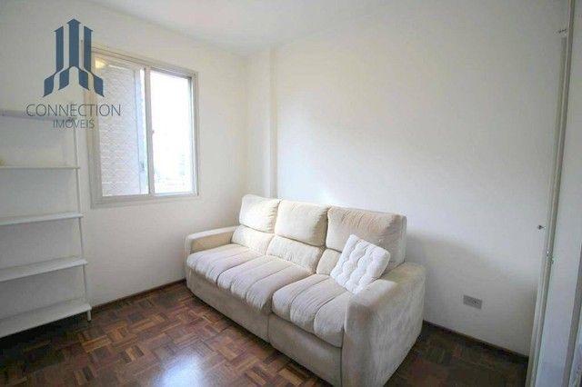 Apartamento com 3 dormitórios para alugar, 120 m² por R$ 2.000,00/mês - Centro Cívico - Cu - Foto 5