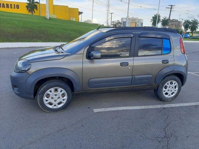 Fiat uno way conpleto, 2011 2012,  - Foto 4