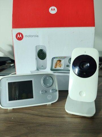 Babá Eletrônica Motorola MBP-482 - Foto 4