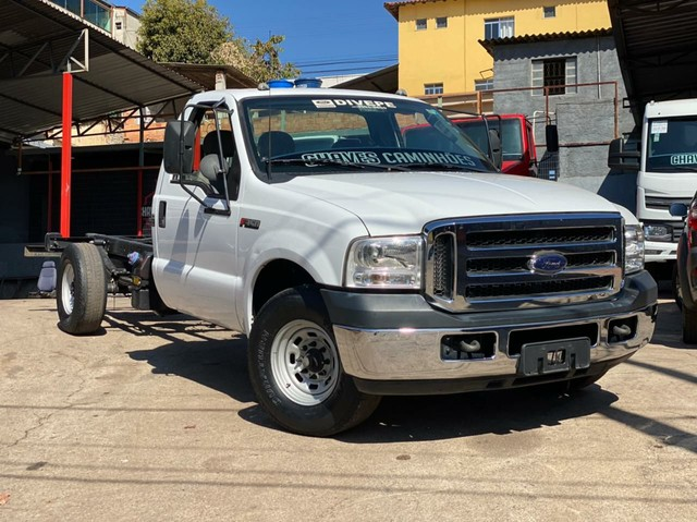 Caminhao ford f 350 chassi