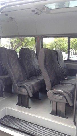 MB Sprinter Van 2.2 CDI 415 Luxo Teto Alto 5 p - Foto 10