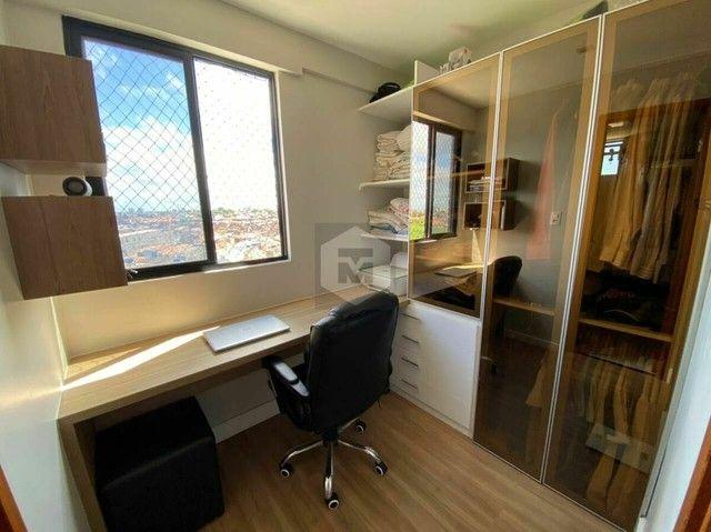 Apartamento top e Mobiliado com 3 quartos - Foto 18