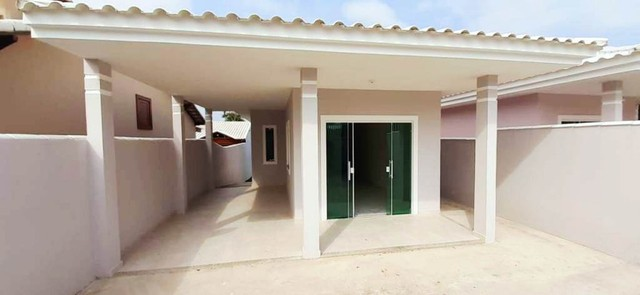 Financio: Casa nova 2 Qts 1 Suíte em Porto da Roça