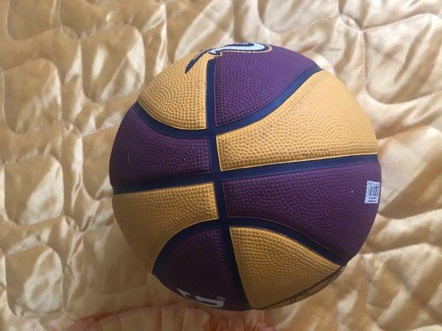 Bola de basquete SPALDING NBA - Foto 3