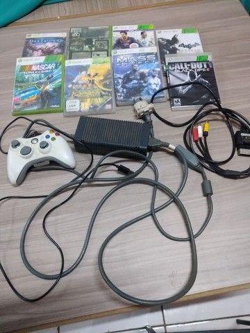 Xbox 360 pra rolo - Foto 2