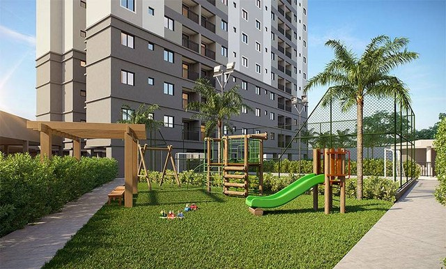 Apartamento para venda com 48 metros quadrados com 2 quartos - Foto 15