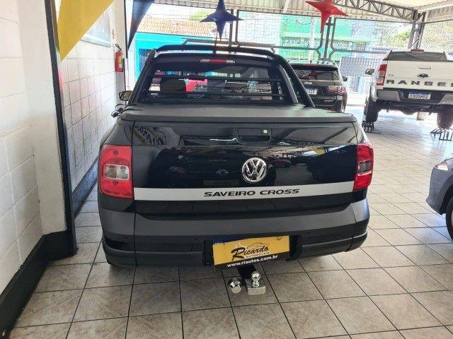 Volkswagen Saveiros Cross CD Único Dono Linda! - Foto 5