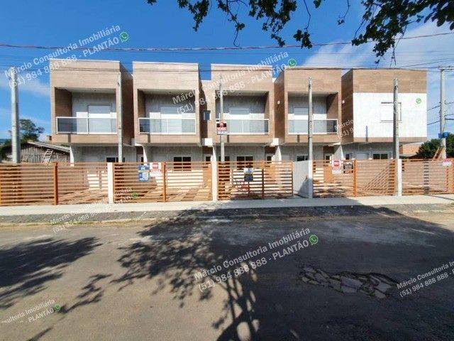 Sobrados 2 Dormitórios Excelente Padrão Construtivo Santa Cruz Gravataí! - Foto 20