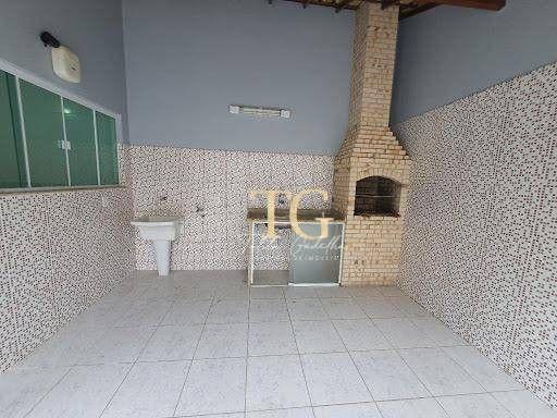 Ótima casa 3 quartos com churrasqueira e quintal Prox ao Centro de Rio das Ostras - Foto 18