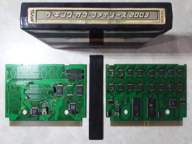 Cartuchos MVS Neo-Geo (Paralelo) - Foto 5