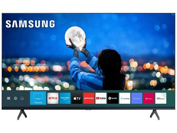 Smart TV Crystal UHD 4K LED 50? Samsung - 50TU7000 Wi-Fi Bluetooth HDR 2 HDMI 1 USB - Foto 2
