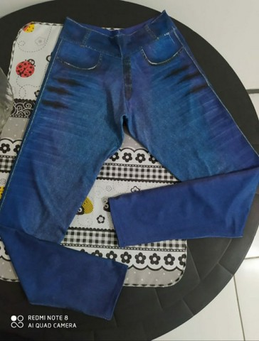 Troco ou vendo calças - Foto 5