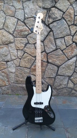 Baixo Fender Jazz Bass Standard - Estado De Novo - No Plástico - Foto 2