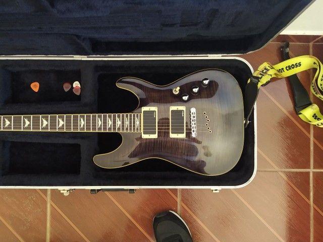 Guitarra Schecter C1+ - Foto 4