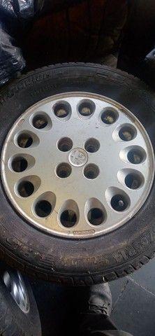"""Rodas Alfa Romeo 145 """"originais"""""""