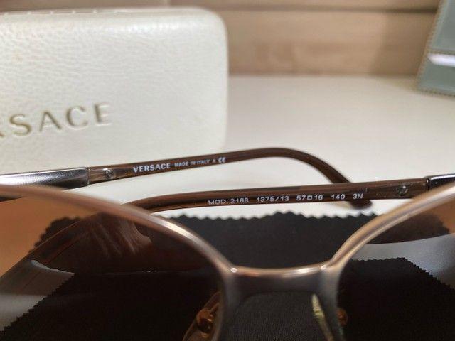 Óculos de sol Versace  - Foto 3