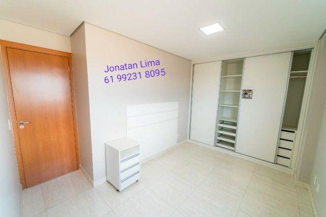 Apartamentos na Samambaia de 2 quartos com suíte-61 m² - Foto 3