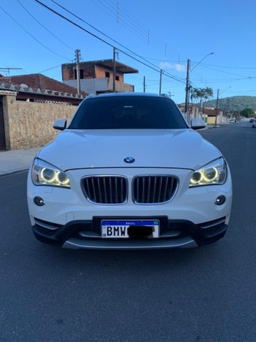 BMW X1 20i 2014 INTERIOR CARAMELO + Teto - Foto 2