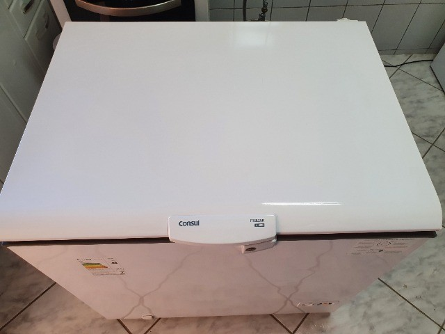 Freezer Horizontal Consul 305 Litros com 1 Porta CHA31C