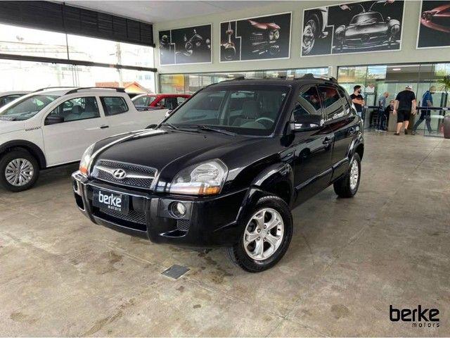 Hyundai Tucson 2.0 16V Aut GLS.