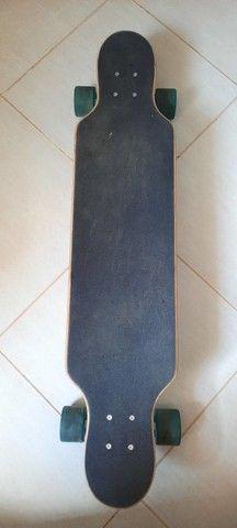 Skate Longboard Usado - Foto 5