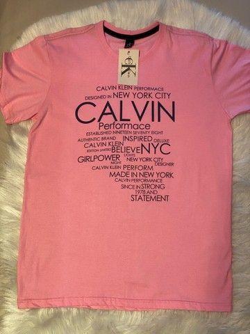 Camisetas/ promoção/ masculinas  - Foto 2