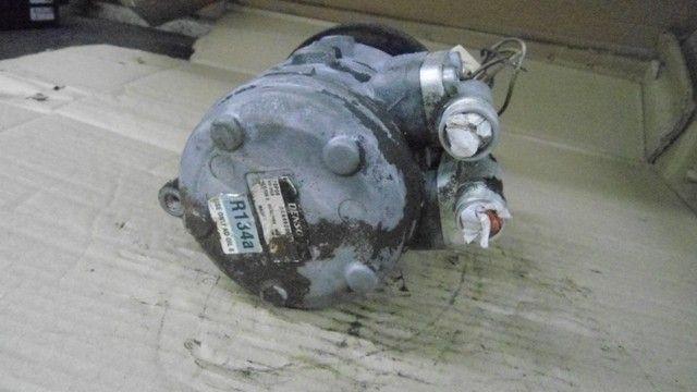 compressor ar condicionado gol 1.0 g3/g4 - Foto 4