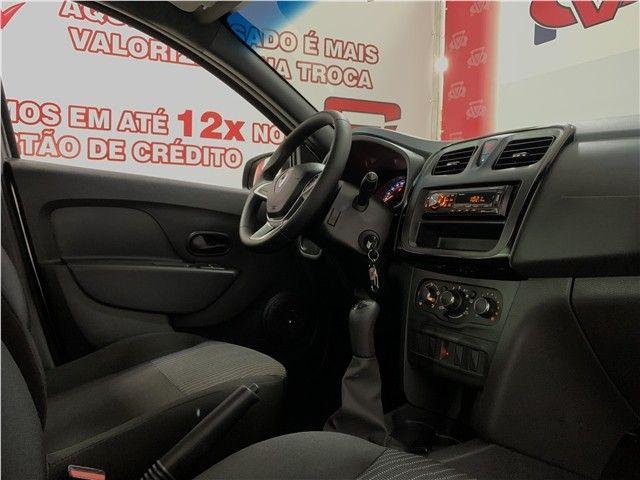 Renault Logan 2020 1.0 12v sce flex life manual - Foto 10