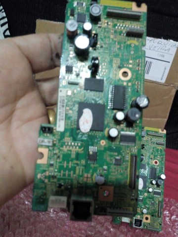 Placa lógica da impressora Epson L355 L365 ZAP - Foto 4
