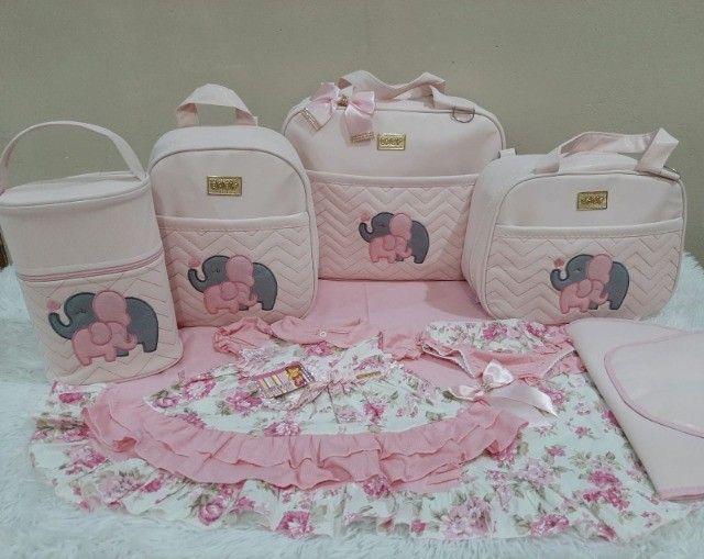 Kit Maternidade Completo  - Foto 3