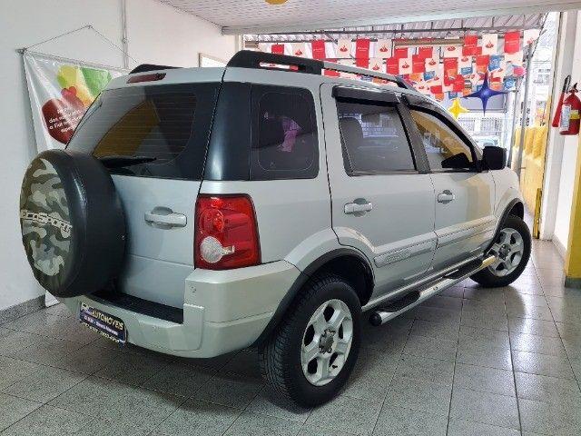 Ford Ecosport 1.6 XLT Completo GNV  - Foto 10