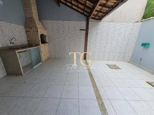 Ótima casa 3 quartos com churrasqueira e quintal Prox ao Centro de Rio das Ostras - Foto 2
