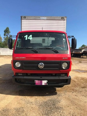 Caminhão Volkswagen 8.160 - Foto 2
