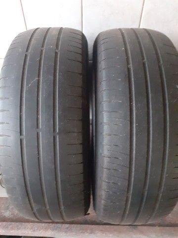 Pneus 195/60 R 15 Michelin meia vida